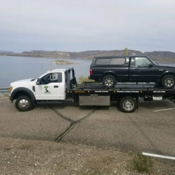 Abandoned Vehicle Towing Service